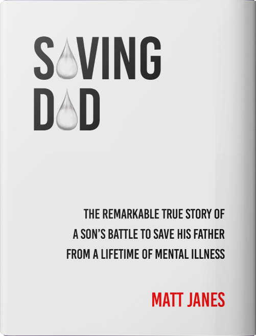 Saving Dad by Matt Janes